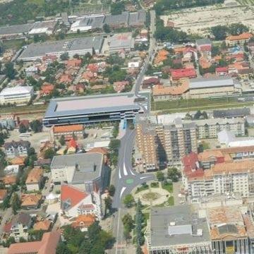 Mai puțină poluare în Bistrița! Se pregătește Linia Verde