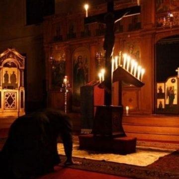 Mâine începe Postul Sfintelor Paști. Să ne curățăm, deci, de toată spurcăciunea