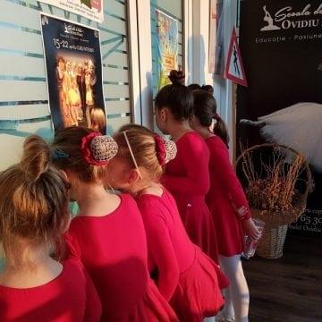 Școala de Balet Ovidiu Danci deschide aripi de lebădă la Șanț și Sîngeorz-Băi