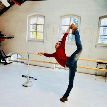 Hoții care i-au spart casa balerinului Ovidiu Danci, de negăsit