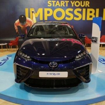 Toyota – prezentă la SIAB 2018 cu o premieră tehnologică pe piața din România