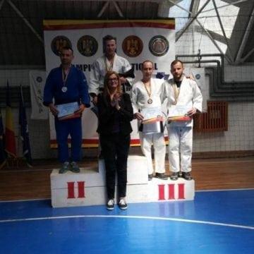 Polițiștii bistrițeni, pe podium la Campionatul Național de Unifight