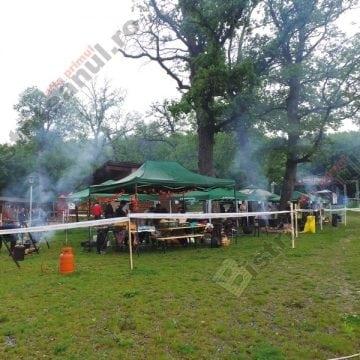 Concurs de gătit gulaș, în acest weekend, în Schullerwald!