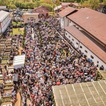 FOTO/VIDEO: Abia au scăpat din Maieru…! La Bistrița au fost senzaționali…