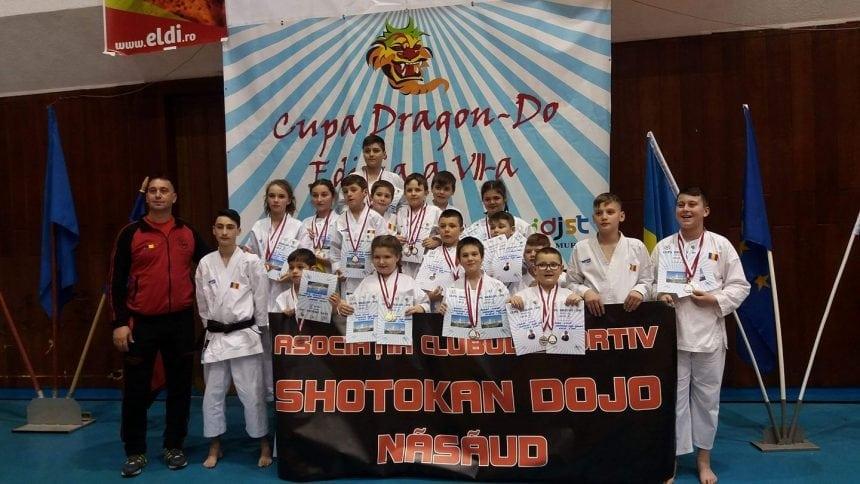 Năsăudenii se pregătesc de Campionatul Balcanic! Shotokan Dojo participă cu patru sportivi