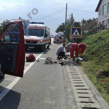 Biciclist găsit mort pe marginea DJ 173!