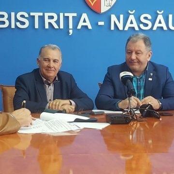 S-a semnat un nou contract pentru rețele apă-canal în Bistrița-Năsăud!
