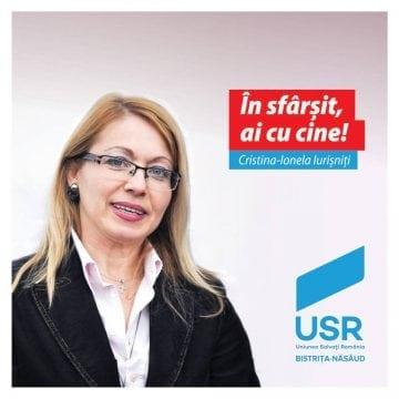 Cristina Iurișniți: Drept la replică, domnului deputat Daniel Suciu