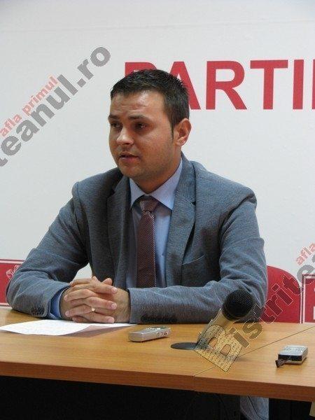 Daniel Suciu a pierdut funcţia de preşedinte executiv al PSD