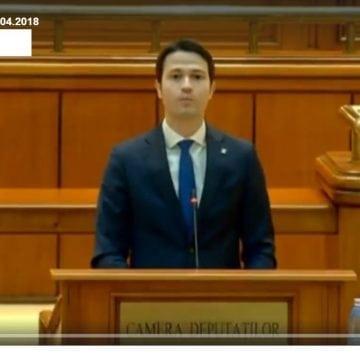 VIDEO Robert Sighiartău: Doamnă prim-ministru, ați fost și sunteți paralelă…