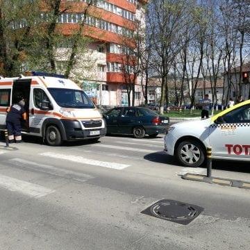 FOTO/VIDEO: Trei femei au făcut atac de panică în urma unui accident!