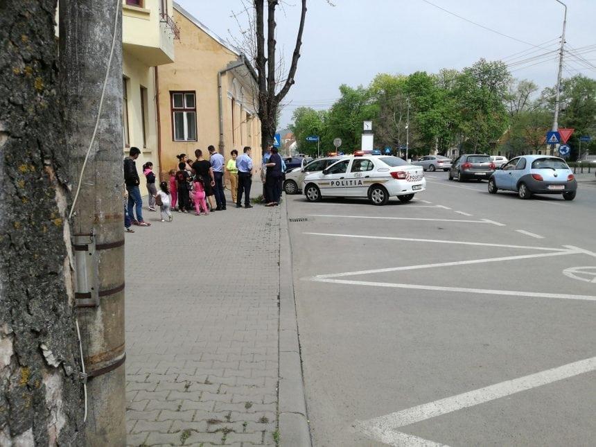 Bărbatul care a tâlhărit o femeie pe stradă a fost prins!