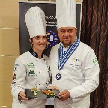 După ce a cucerit patru medalii la Sibiu, Nina Rus se pregătește de confruntarea mondială a chefilor