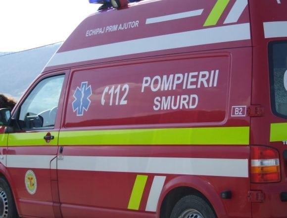 TRAGIC! O femeie din Bistrița-Bârgăului s-a ales cu arsuri pe aproape jumătate din corp după ce și-a dat foc