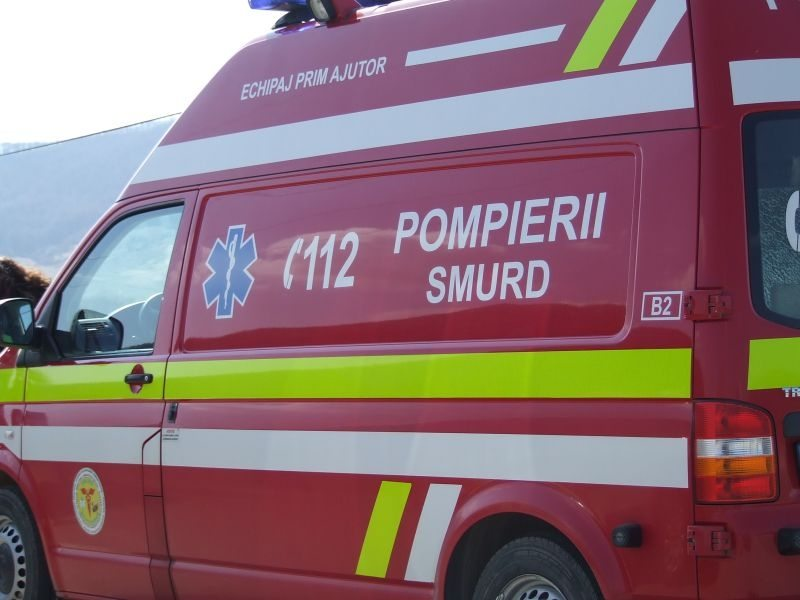 Două fetițe s-au intoxicat cu monoxid de carbon la Dumitra