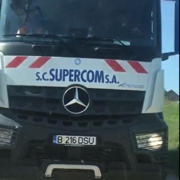 Revolta împotriva Supercom continuă! De această dată, la Șieu!