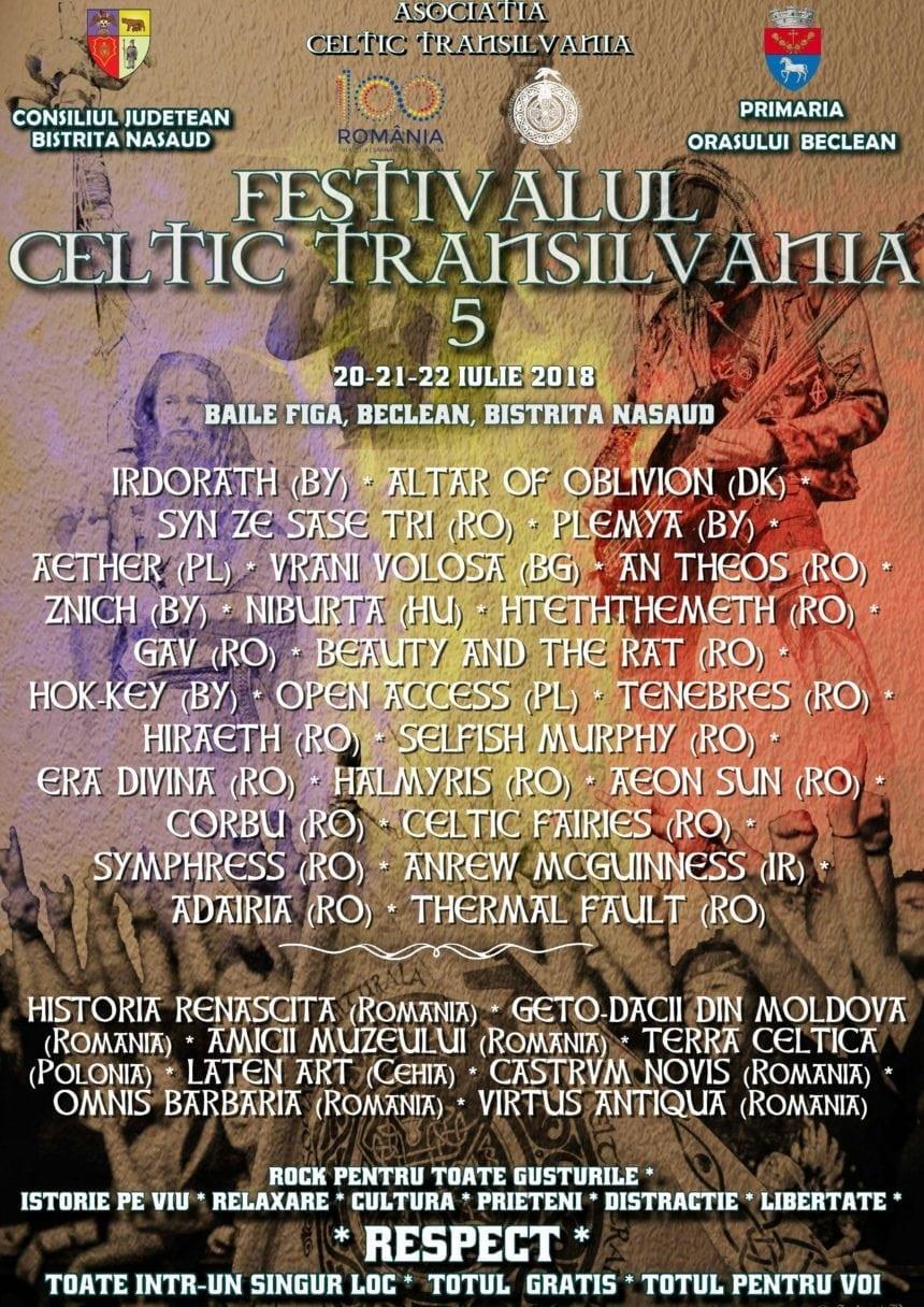 Se anunță 3 zile şi 3 nopți fantastice, într-un festival unic în România și sud-estul Europei!