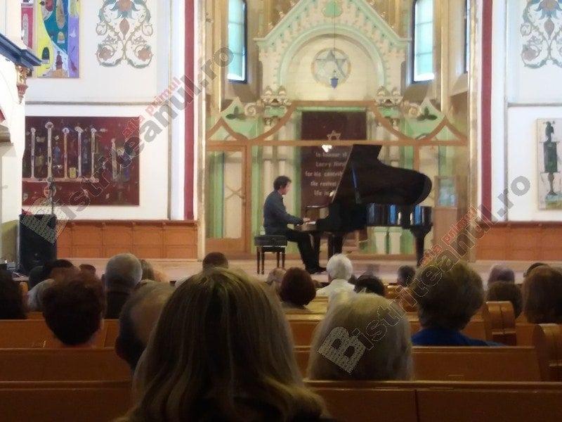 VIDEO: Un binemeritat și luminos popas la Bistrița