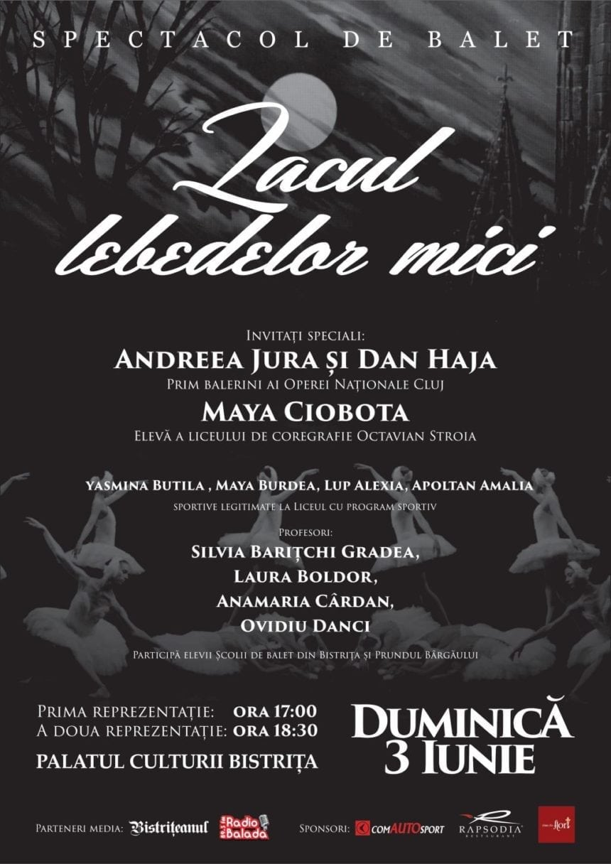 CADOU: Bistrițeanul.ro vă oferă 10 bilete la un spectacol extraordinar, cu invitați de excepție!