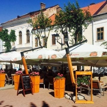 La doar 10 ani, Elena Maria din Bistrița organizează primul ei festival: Festivalul Limonadei