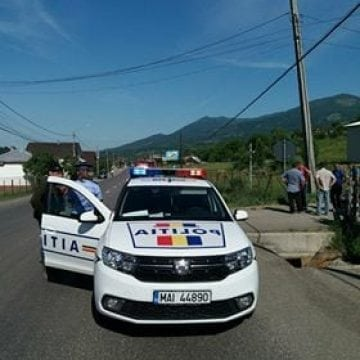 FOTO Tureac: Accident rutier soldat cu un deces