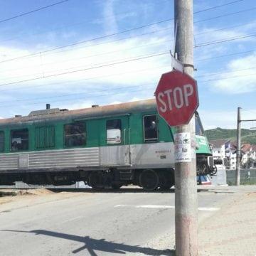 Semnalizarea trecerii de cale ferată de pe Lucian Blaga, un vis îndepărtat. Când ne vom putea bucura de ea
