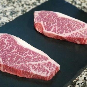 Wagyu Kobe – cea mai scumpă carne de vită din lume, delicatesa rară din meniul unui restaurant din Bistrița
