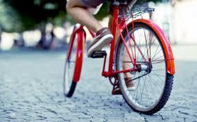 Surpriză: Bicicleta pe care o pedala avea origini nemțești și a ajuns la el prin metode neortodoxe