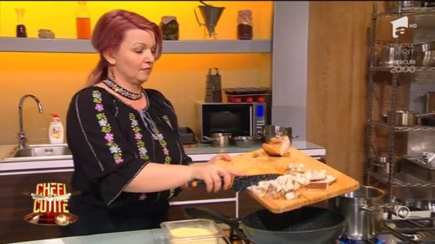 """Elena Rus, din nou la Chefi la cuțite: """"M-am întors să mă lămuresc cu voi"""""""