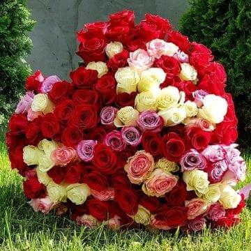 Pentru toți zăpăciții din Bistrița care au uitat de flori: Comandă pe Euforiaonline.ro și te-ai salvat!