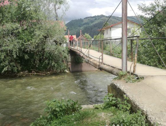 Bărbat găsit mort în râul Sălăuța!