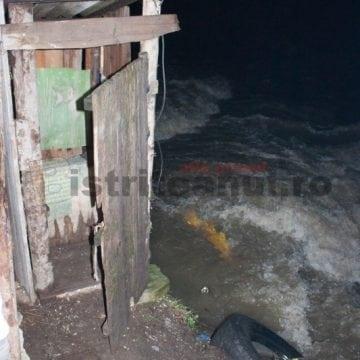 ARCALIA: Cine e bărbatul descoperit plutind pe râu, de niște copii