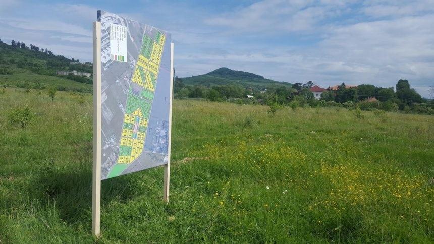 FOTO: Bistrițenii ar putea avea un cartier nou în oraș! Proiectul vizează tinerii