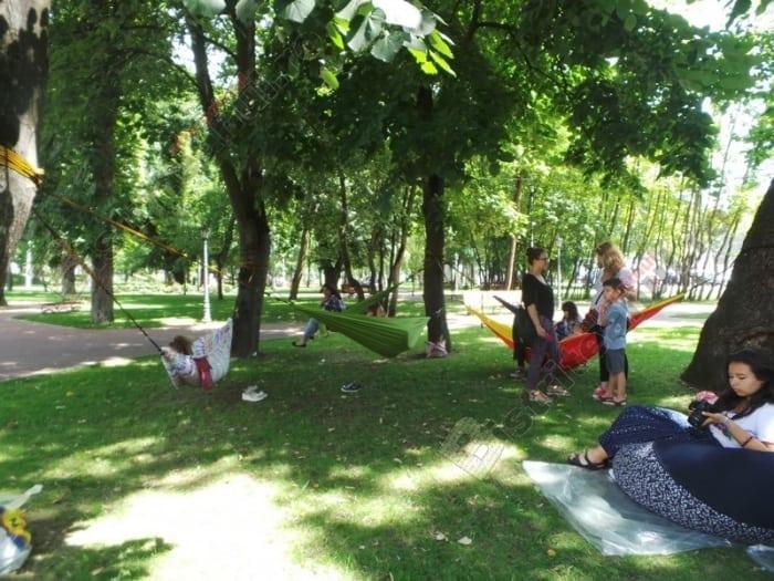 Primarul Crețu spune că stăm bine la spații verzi în Europa! Încă un parc, în zona Subcetate