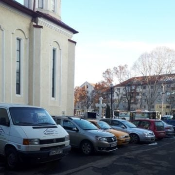 Bistrița: Locurile de parcare libere – la un click distanță!
