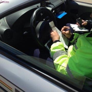 Sângeorz Băi: Ce a pățit un bărbat care a condus fără permis