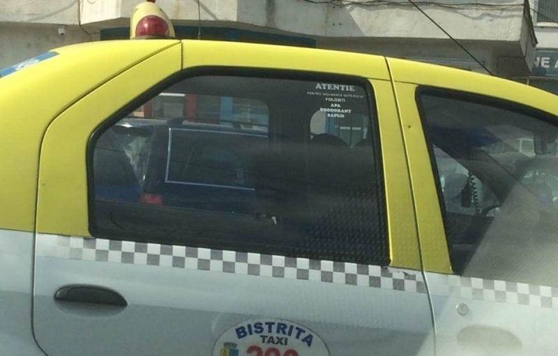 """""""Spaima taximetriștilor"""", reținut pentru 24 de ore. Care e prejudiciul cauzat"""