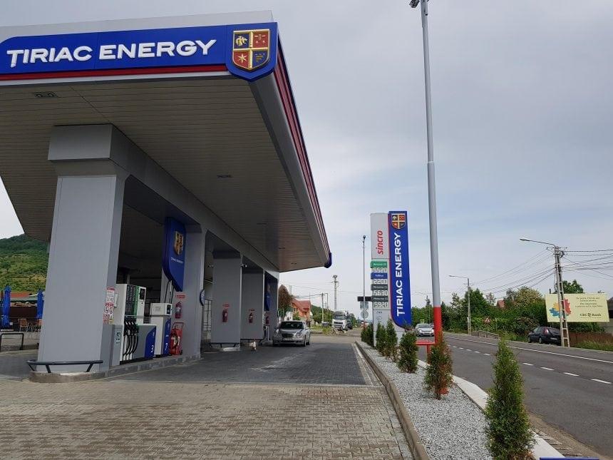 Benzinăria Țiriac – Energie la drum lung!