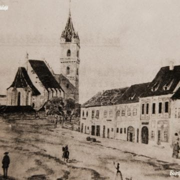 ALTE vremuri. Covoare orientale unice în lume împodobeau pereții și galeriile Bisericii Evanghelice