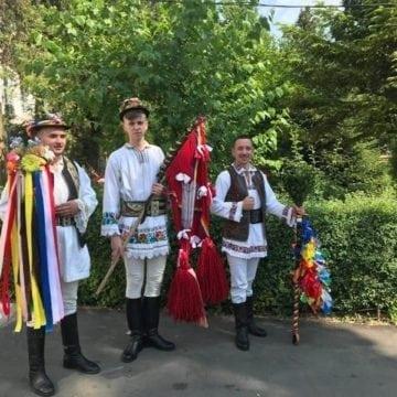 """Trei elevi ai Colegiului Tehnic """"Grigore Moisil"""" – pe podium, la """"Cultură și civilizație din România"""""""