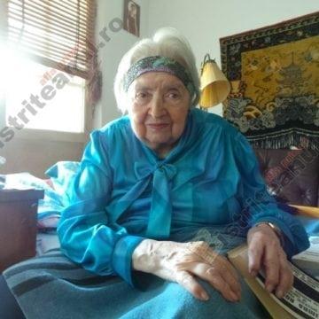A murit Ana Livia Tătaru, profesoara care a luminat discret oraşul, cu o fabuloasă poveste de viaţă
