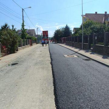 """Ioan Turc: Bistrița """"mutilată"""" odată cu lucrările de asfaltare"""