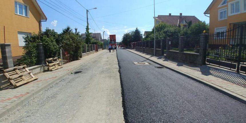 47 de străzi pe care nu s-a intervenit în ultimele decenii vor fi asfaltate cap-coadă anul acesta