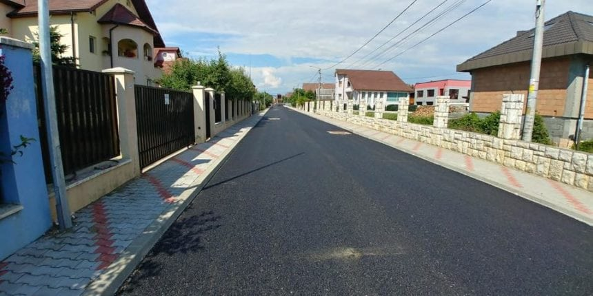 Peste 200 de străzi noi, în Bistrița…! Bistrița, mai tare decât Clujul…?!