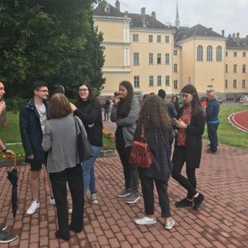 Emoții pentru aproape 2.150 de elevi din Bistrița-Năsăud! A început BAC-ul!