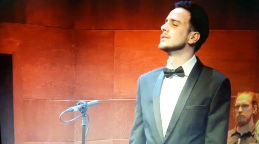 VIDEO: Felicitări Beni Pop pentru interpretarea din Letonia!