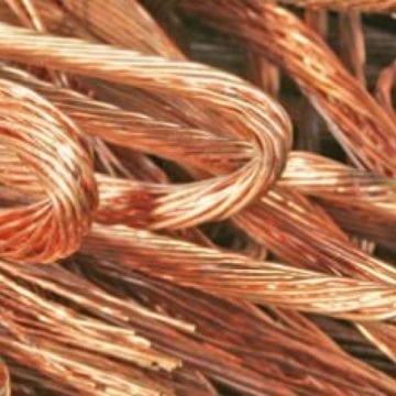 Bârgăuan, prins cu 250 kg de cabluri de cupru furate