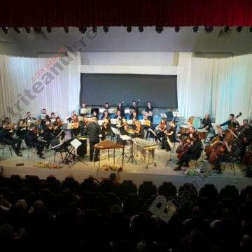 BISTRIȚA: Concert extraordinar susținut de Noua Orchestră Transilvană, la Dacia!