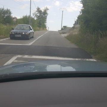 FOTO: Limitatoarele de viteză de pe Dealul Budacului, noua provocare a șoferilor