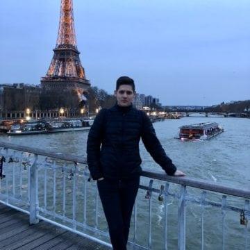 Bistrițeanul Dan Mădălin Pavel poate fi studentul anului în Europa! Haideți să-l ajutăm, prin vot!